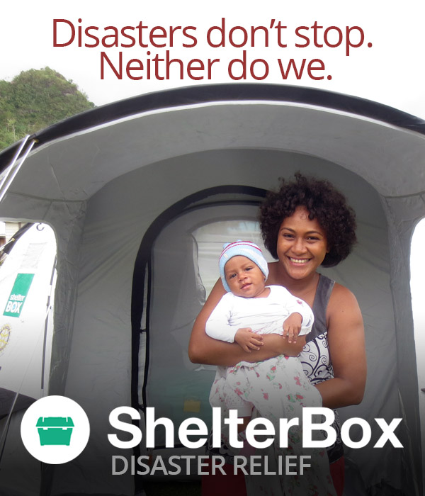ShelterBox USA: Donate Now